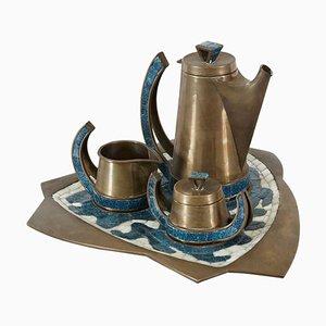 Coffee Service Set by Salvador Teran, 1960s