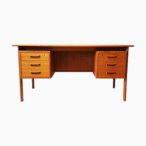 Danish Writing Desk from HS Mobler, 1960s