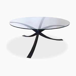 Coffee Table by Michel Mangematin, 1970s