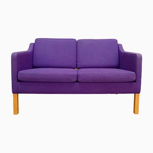 Danish Model M 2522 Sofa by Børge Mogensen for Fredericia, 1960s