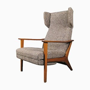 Vintage Wingback Chair, 1960s