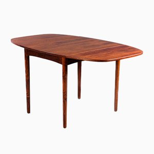 Mid-Century Modern Danish Dining Table from Poul Jeppesens Møbelfabrik