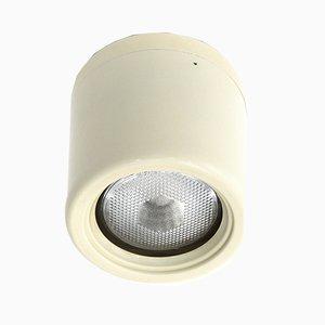 Italienische 3047 Deckenlampe aus Metall von Gino Sarfatti für Arteluce, 1950er