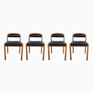 Plenus Chairs by João Chichorro for Olaio, 1984, Set of 4