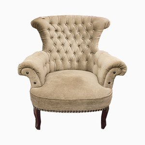 Antique French Napoleon III Armchair