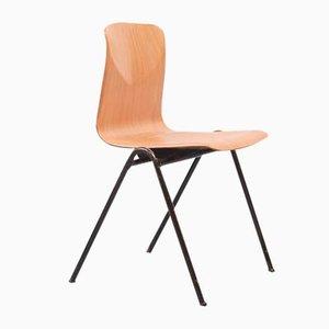Mid-Century S25 Stuhl von Galvanitas, 1960er
