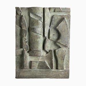 Brutalist Italian Studio Giovanile Sculpture by Nunzio di Stefano, 1970s
