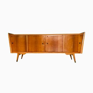 Mid-Century Wooden Sideboard, 1960s