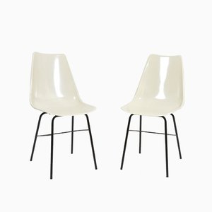 Fiberglass Chairs from Vertex, 1960s, Set of 2