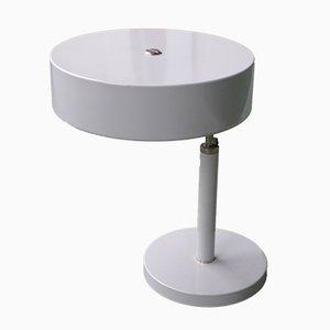 Lampada da tavolo industriale di Alfred Müller per Belmag, anni '50