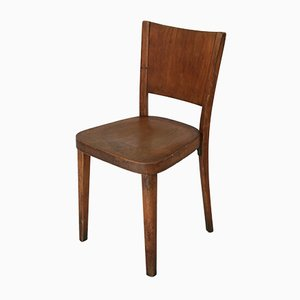 Vintage Bentwood Dining Chair from Thonet, Set of 2
