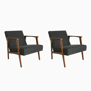 Mid-Century Lounge Chair, 1950s, Set of 2