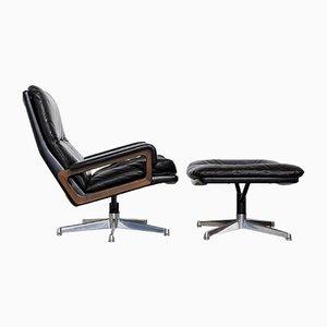 Sessel von Andre Vandenbeuck für Strässle, 1960er, 2er Set