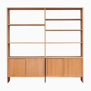 Danish Oak RY Storage System by Hans J. Wegner for Ry Møbler, 1960s