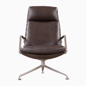 Lounge Chair by Preben Fabricius & Jørgen Kastholm for Kill International, 1980s