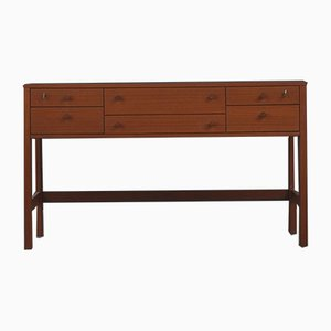 Scandinavian Modern Danish Teak Sideboard from Løvig, 1960s