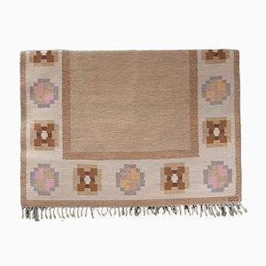 Mid-Century Scandinavian Modern Wool Carpet, 1960s