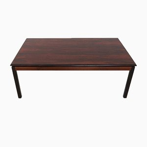 Rosewood Coffee Table by Tomter Bruksbo for Haug Snekkeri, 1960s