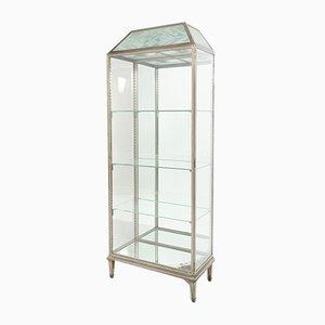 Vitrina de vidrio espejado, años 30