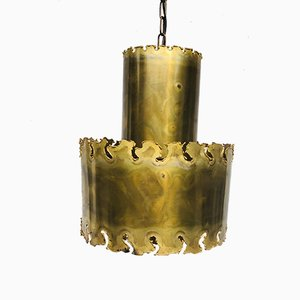 Lampada da soffitto in stile moderno di Svend Aage Holm Sørensen per Holm Sørensen & Co, Scandinavia, anni '60
