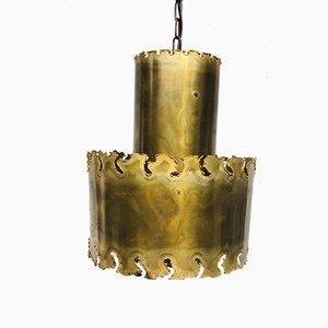 Scandinavian Modern Style Ceiling Lamp by Svend Aage Holm Sørensen for Holm Sørensen & Co, 1960s