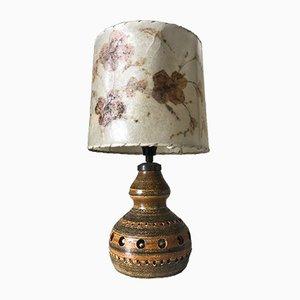 Lampe de Bureau en Céramique par Georges Pelletier, France, 1960s