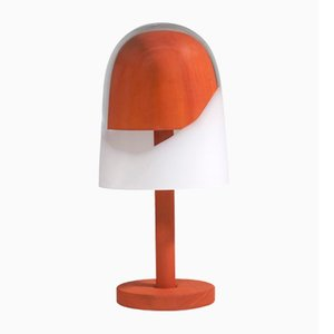 Helmet Table Lamp by Eric Schmitt