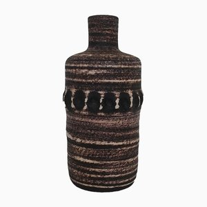 Mid-Century Ceramic Bottle Vase by Accolay, 1960s