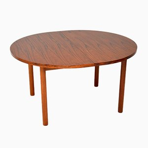 Vintage Rosewood Dining Table by Robert Heritage for Archie Shine, 1960s
