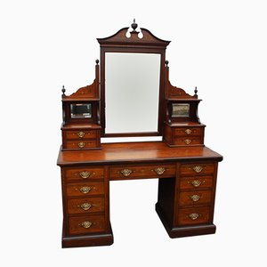 Large Rosewood Dressing Table, 1920s