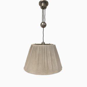 Vintage Dutch Height adjustable Model Giso Lamp from Gispen