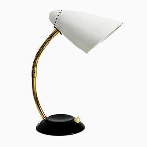 Moderne Mid-Century Tischlampe von Kaiser Leuchten