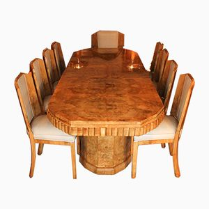 Art Deco Dining Set by Hille