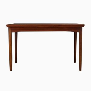 Table Mid-Century en Placage de Teck, Danemark