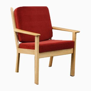 Model GE284 Easy Chair by Hans Wegner for Getama, 1970s