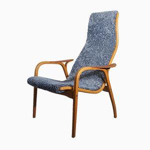 Vintage Model Lamino Easy Chair by Yngve Ekström for Svedese