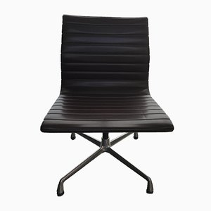 EA107 Aluminum Dining Chair by Charles & Ray Eames for Vitra, 2000s