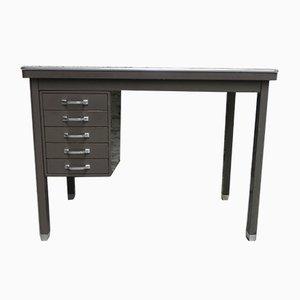 Vintage Schreibtisch aus Stahl von Ahrend Oda