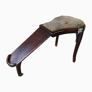 Antique Stool or Legrest from Thonet