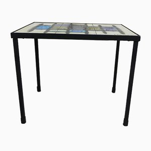 Vintage Tiled Coffee Table from Belarti