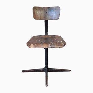 Vintage Industrial Swivel Chair