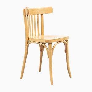 Vintage Beech Bistro Chair