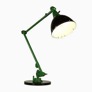 Tischlampe von Curt Fischer für Midgard, 1940er