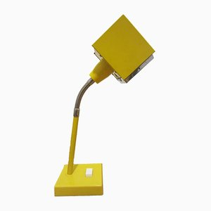 Scandinavian Kuben Table Lamp by Hans-Agne Jakobsson for Elidus, 1970s