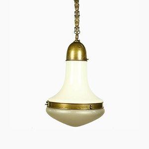 Lampe Pendulum par Peter Behrens pour Siemens, 1920s