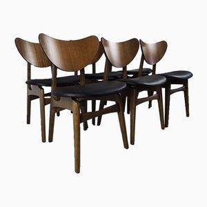 Mid-Century Librenza Esszimmerstühle von G-Plan, 6er Set