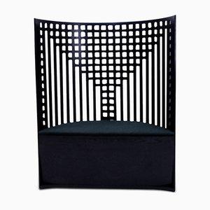 Vintage Willow Chair von Charles R. Mackintosh für Cassina