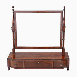Antique Georgian Mahogany Dressing Table