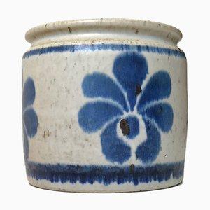 Pot de Fleur ou Vase en Grès par Drejar Gruppen pour Rorstrand, 1970s