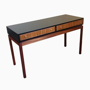 Minimalist Teak Console Table from Greaves & Thomas, 1970s